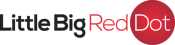 Little Big Red Dot Media Logo